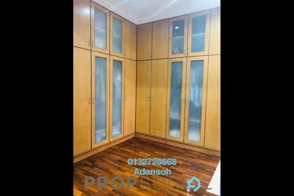 For Sale Terrace at BRP 4, Bukit Rahman Putra Freehold Semi Furnished 4R/3B 770k