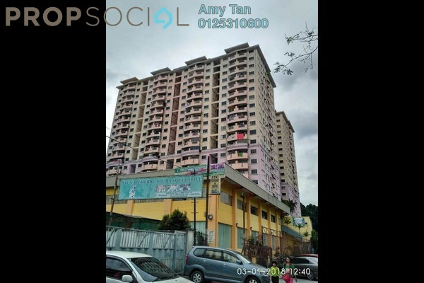 For Sale Apartment at Sri Gotong Apartment, Selayang Freehold Unfurnished 0R/0B 251k
