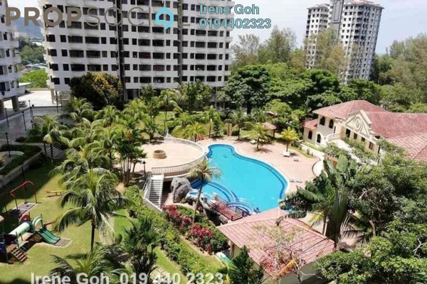 For Rent Condominium at Eden Seaview, Batu Ferringhi Freehold Fully Furnished 3R/2B 2k
