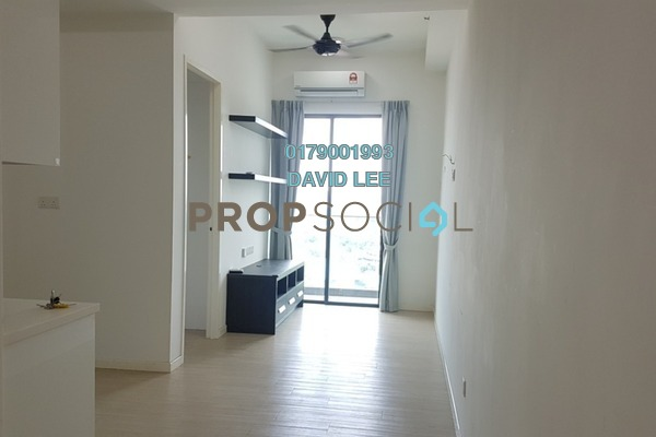 For Rent Condominium at Kelana Damansara Suite, Kelana Jaya Freehold Semi Furnished 2R/1B 1.5k