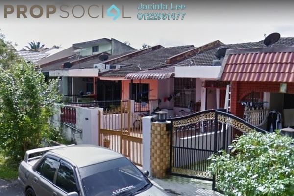 For Sale Terrace at SS7, Kelana Jaya Freehold Semi Furnished 3R/2B 504k