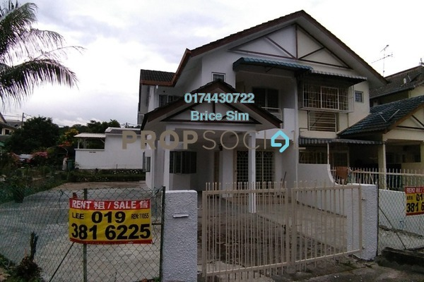 For Rent Terrace at Cheras Perdana, Cheras South Freehold Unfurnished 4R/3B 1.3k