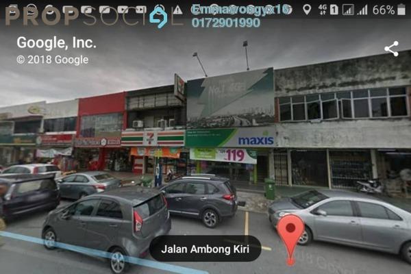 For Rent Shop at Kepong Baru, Kepong Freehold Unfurnished 0R/0B 6k