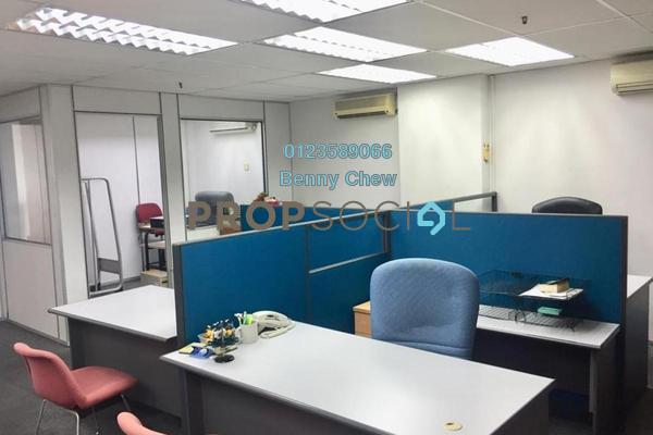 For Rent Office at Kelana Square, Kelana Jaya Freehold Fully Furnished 0R/0B 2.1k