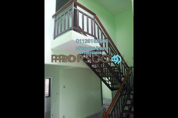 For Sale Condominium at Pelangi Court, Klang Freehold Semi Furnished 4R/3B 269k