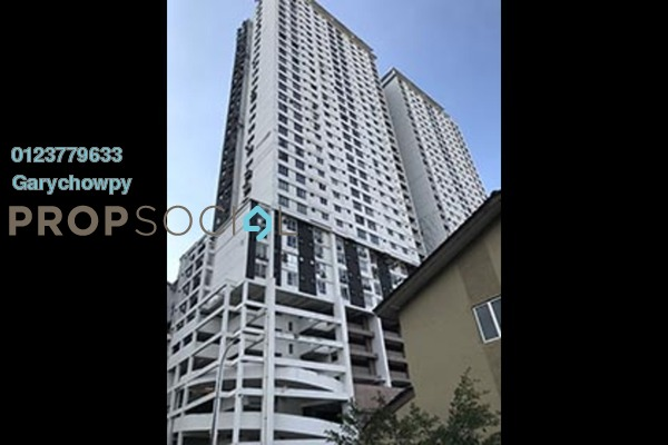For Sale Serviced Residence at Axis Residence, Pandan Indah Freehold Semi Furnished 3R/2B 356k