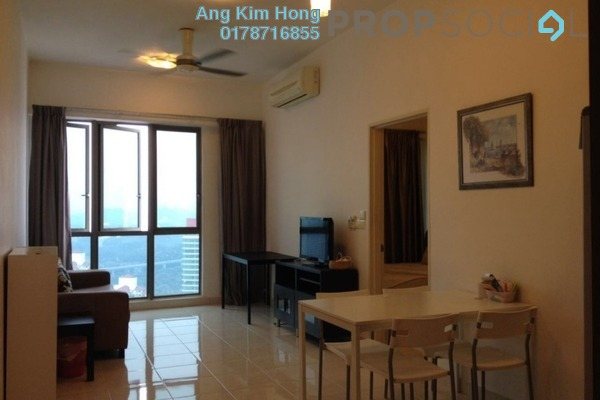 For Sale Condominium at Tropicana City Tropics, Petaling Jaya Freehold Fully Furnished 2R/2B 600k