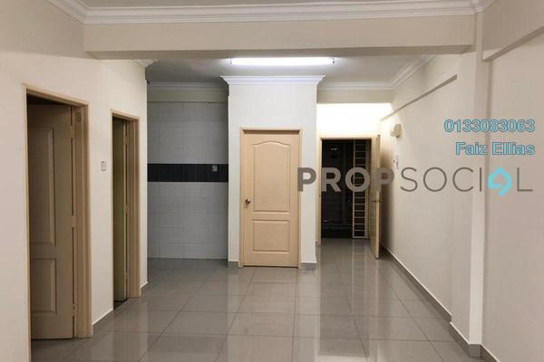 For Sale Apartment at Seksyen 5, Bangi Freehold Unfurnished 3R/2B 238k