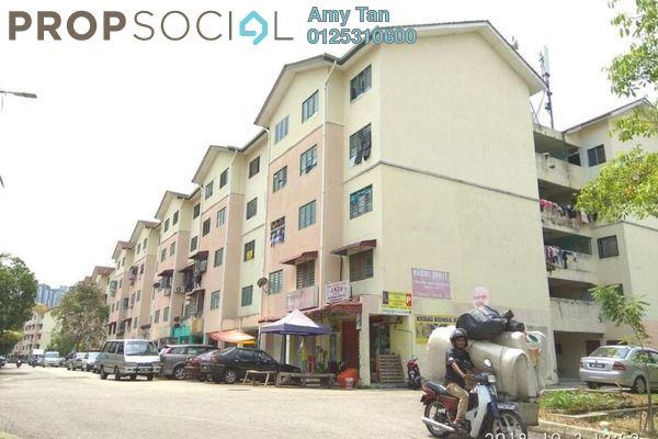 For Sale Shop at Putra Impian Apartment, Bandar Putra Permai Freehold Unfurnished 0R/0B 90.5k