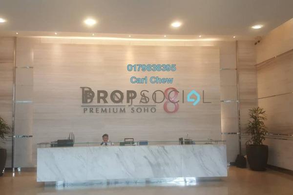 For Rent SoHo/Studio at Binjai 8, KLCC Freehold Fully Furnished 3R/0B 3.85k