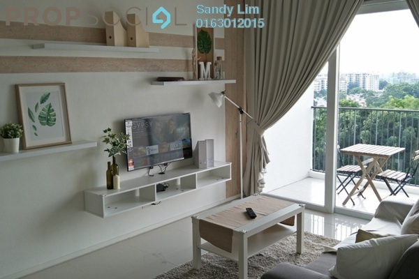 For Rent Condominium at Verdi Eco-dominiums, Cyberjaya Freehold Fully Furnished 2R/2B 2.6k