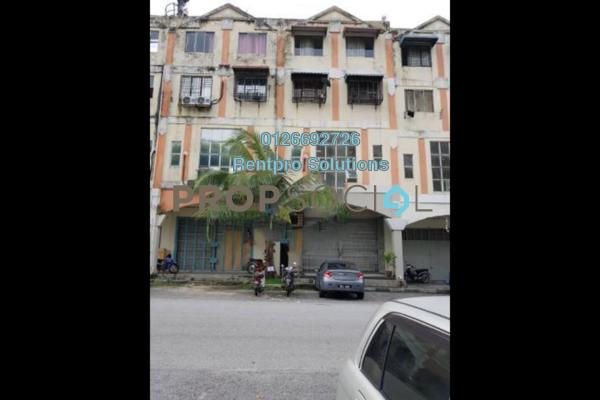 For Rent Apartment at Taman Juara Jaya, Seri Kembangan Freehold Unfurnished 3R/2B 1.1k