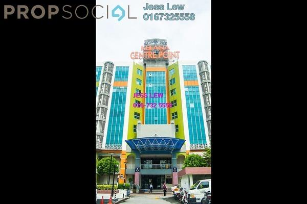For Rent Office at Kelana Centre Point, Kelana Jaya Freehold Fully Furnished 2R/0B 2.5k