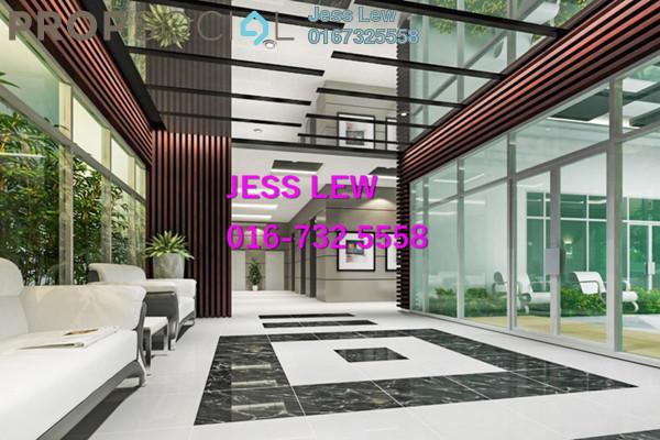 For Sale Condominium at Rimba Residence, Bandar Kinrara Freehold Semi Furnished 3R/3B 735k