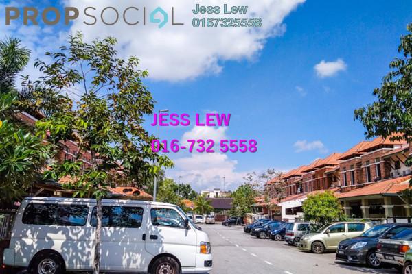 For Sale Terrace at Bandar Nusaputra, Puchong Freehold Semi Furnished 4R/3B 580k