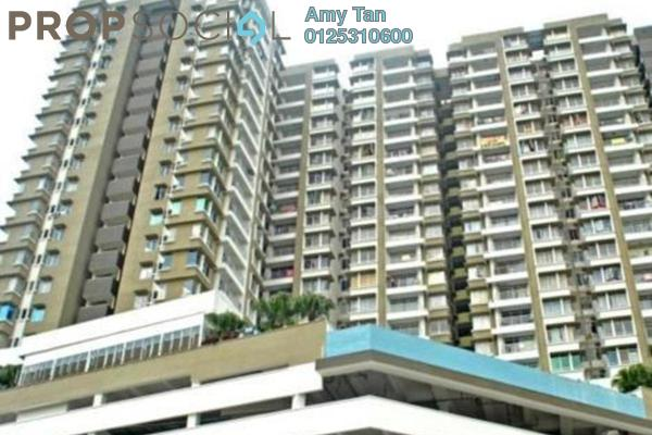 For Sale Apartment at Prima U1, Shah Alam Freehold Unfurnished 0R/0B 380k