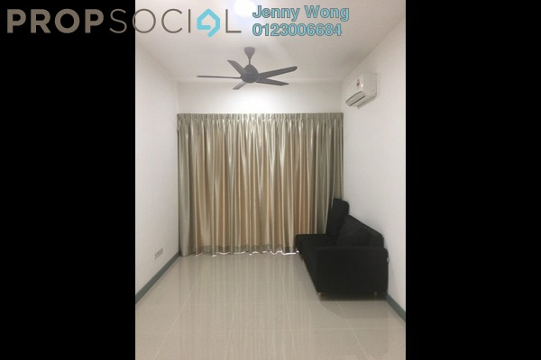 For Rent Serviced Residence at South View, Bangsar South Freehold Semi Furnished 1R/1B 2.1k
