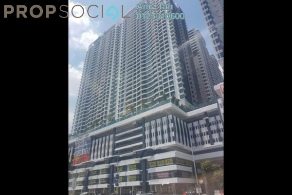 For Sale Serviced Residence at KL Traders Square, Kuala Lumpur Freehold Unfurnished 0R/0B 480k