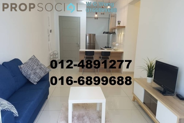 For Sale Condominium at Penang World City, Batu Uban Freehold Fully Furnished 3R/2B 630k