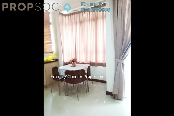 For Rent Condominium at The Heritage, Seri Kembangan Freehold Fully Furnished 2R/2B 2.2k