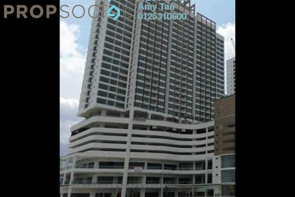 For Sale Condominium at Amerin Mall & Residence, Balakong Freehold Unfurnished 0R/0B 380k