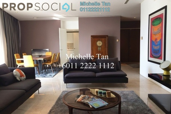 For Sale Condominium at K Residence, KLCC Freehold Fully Furnished 3R/5B 3.07m