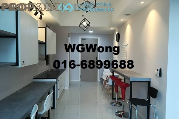 For Rent Duplex at Icon City, Petaling Jaya Freehold Fully Furnished 1R/2B 2.55k