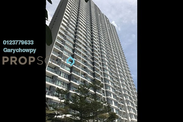 For Sale Serviced Residence at Desa Green Serviced Apartment, Taman Desa Freehold Semi Furnished 3R/2B 486k