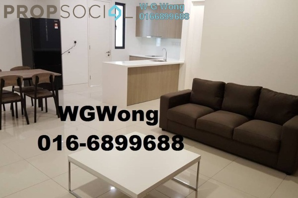 For Rent Serviced Residence at BayBerry Serviced Residence @ Tropicana Gardens, Kota Damansara Freehold Fully Furnished 2R/2B 3k