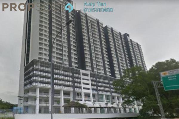 For Sale Apartment at V-Residensi 2, Shah Alam Freehold Unfurnished 0R/0B 345k