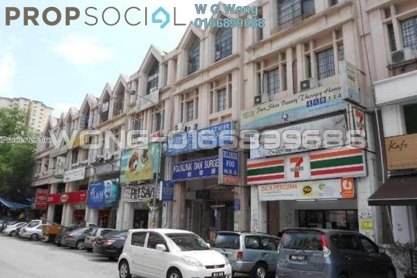 For Rent Office at Desa Aman Puri, Kepong Freehold Semi Furnished 1R/1B 800translationmissing:en.pricing.unit