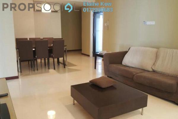 For Rent Condominium at i-Zen Kiara II, Mont Kiara Freehold Fully Furnished 2R/2B 3.5k