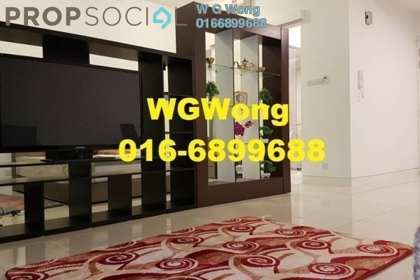 For Rent Serviced Residence at Tropicana Gardens, Kota Damansara Freehold Fully Furnished 1R/1B 2k