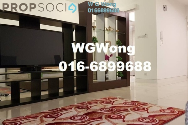 For Rent Serviced Residence at BayBerry Serviced Residence @ Tropicana Gardens, Kota Damansara Freehold Fully Furnished 1R/1B 2k