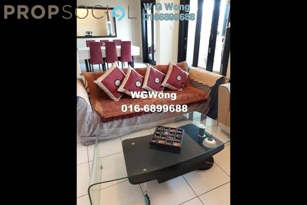 For Sale Duplex at Armanee Condominium, Damansara Damai Freehold Fully Furnished 4R/3B 580k