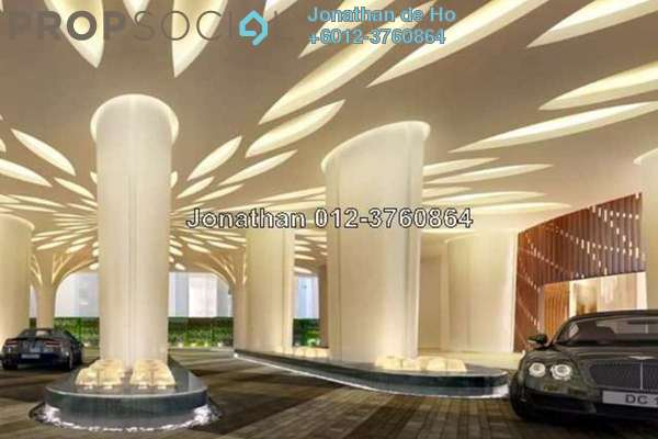 For Sale Condominium at DC Residency, Damansara Heights Freehold Semi Furnished 2R/3B 3.07m