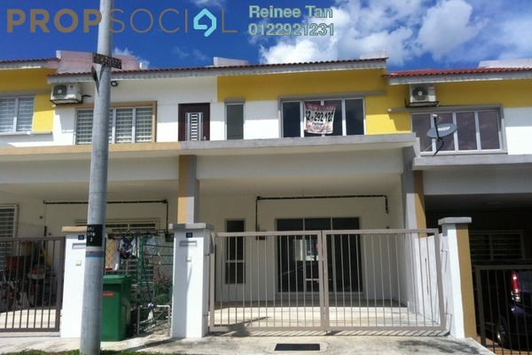 For Rent Terrace at Bandar Rinching, Semenyih Freehold Unfurnished 3R/3B 1k