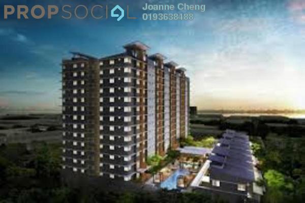 For Sale Condominium at 228 Selayang Condominium, Selayang Freehold Semi Furnished 3R/2B 370k