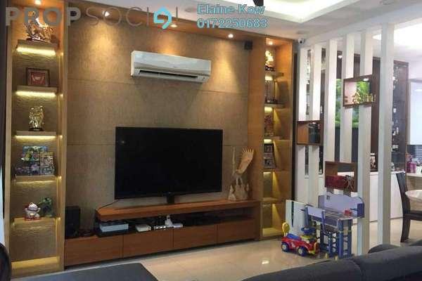 For Sale Terrace at Kinrara Residence, Bandar Kinrara Freehold Semi Furnished 5R/6B 1.35m