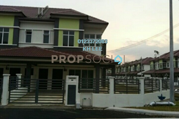 For Sale Terrace at Bandar Puteri Klang, Klang Freehold Unfurnished 4R/4B 830k