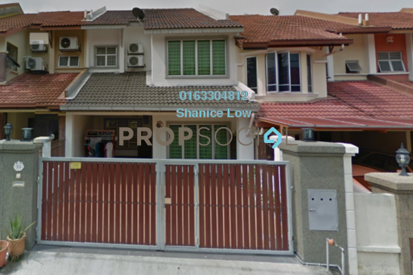For Sale Terrace at Puteri 10, Bandar Puteri Puchong Freehold Semi Furnished 4R/3B 900k