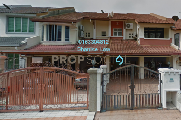 For Sale Terrace at Puteri 10, Bandar Puteri Puchong Freehold Semi Furnished 4R/3B 830k