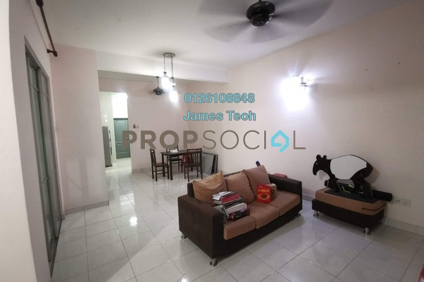 For Sale Terrace at Aspira, Bandar Bukit Raja Freehold Semi Furnished 4R/3B 670k