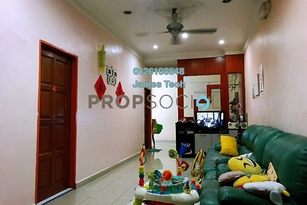 For Sale Terrace at Taman Palm Grove, Klang Freehold Semi Furnished 4R/3B 475k