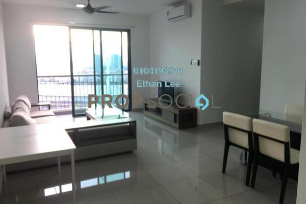 For Sale Condominium at Parkhill Residence, Bukit Jalil Freehold Unfurnished 3R/2B 649k