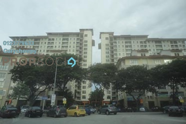 For Sale Serviced Residence at Ritze Perdana 1, Damansara Perdana Freehold Semi Furnished 1R/1B 194k