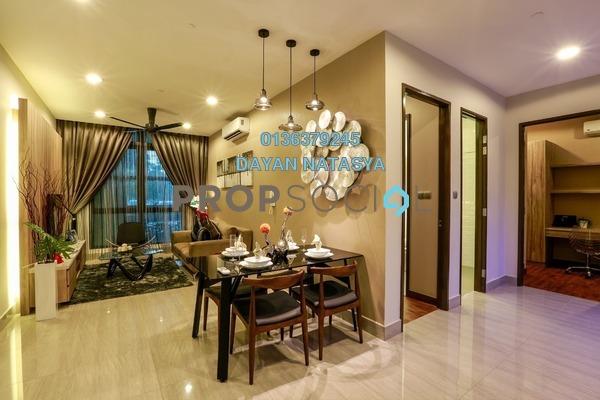 For Rent Condominium at Shaftsbury Putrajaya, Putrajaya Freehold Fully Furnished 2R/1B 2.75k