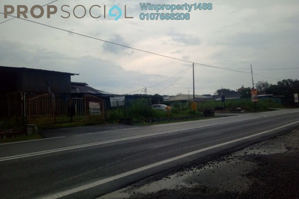 For Sale Land at Jalan Sungai Tiram, Ulu Tiram Freehold Unfurnished 0R/0B 850k