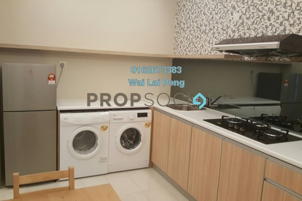 For Rent Condominium at Titiwangsa Sentral, Titiwangsa Freehold Fully Furnished 2R/1B 2k
