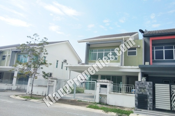 For Sale Terrace at Bandar Parklands, Klang Freehold Unfurnished 4R/4B 899k